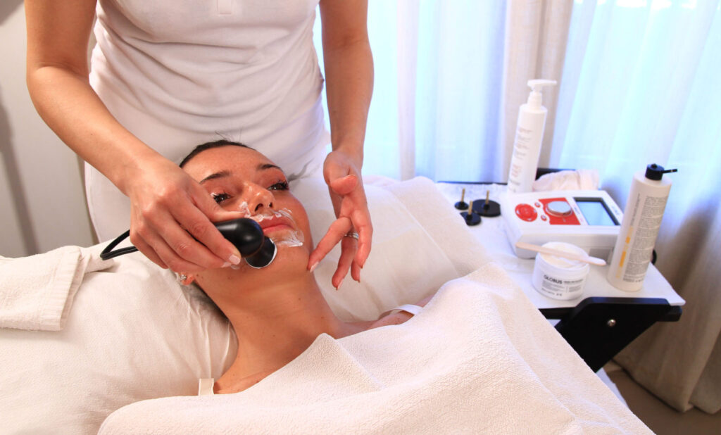 Delia Sanz - Radiofrecuencia Facial y Corporal