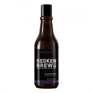 CHAMPÚ REDKEN BREWS SYLVER 300ml