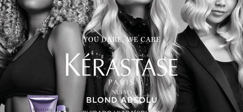 Kérastase Blond Absolu en Delia Sanz